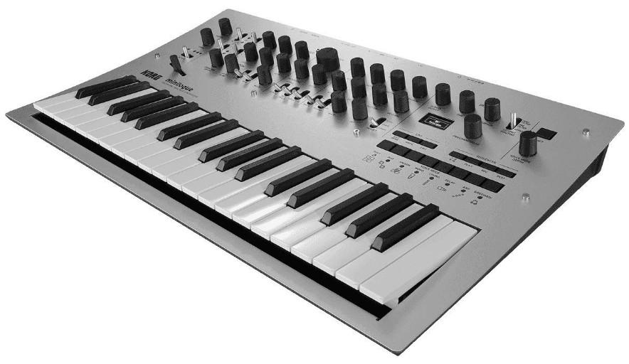 polyphonic analog synthesizer