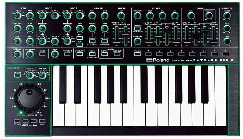 roland variable synthesizer