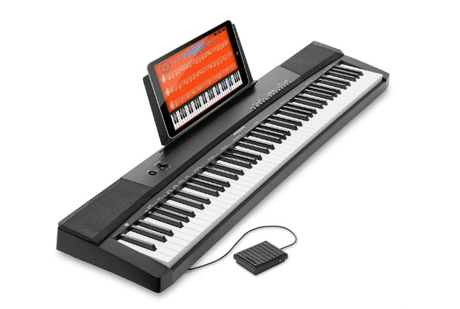 touch sensitive keyboard under 300