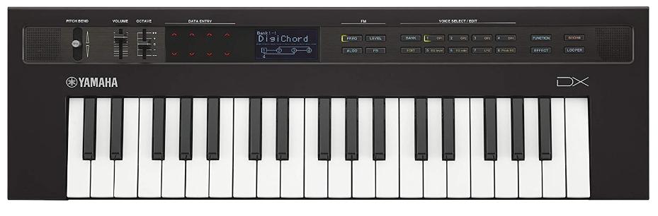 yamaha fm synthesizer