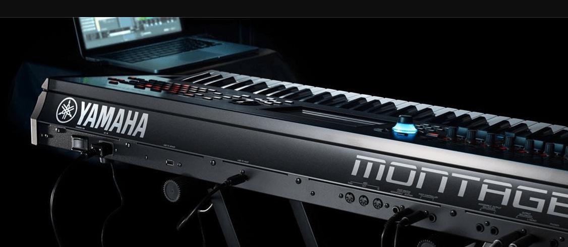 yamaha synthesizer