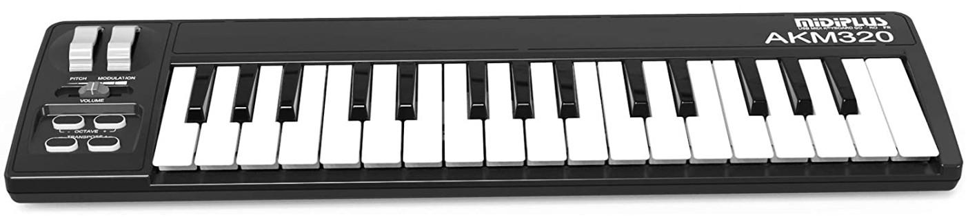 32 key midi controller
