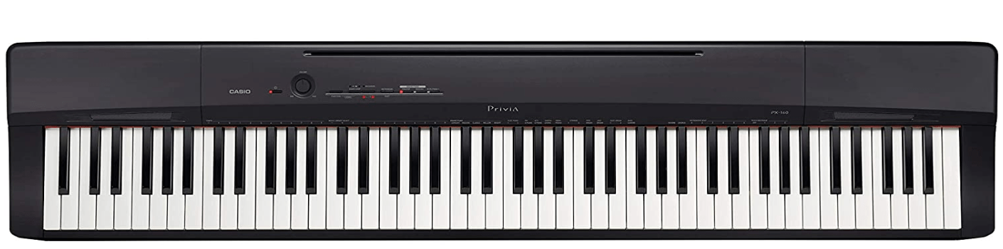 Casio digital piano for intermediate players
