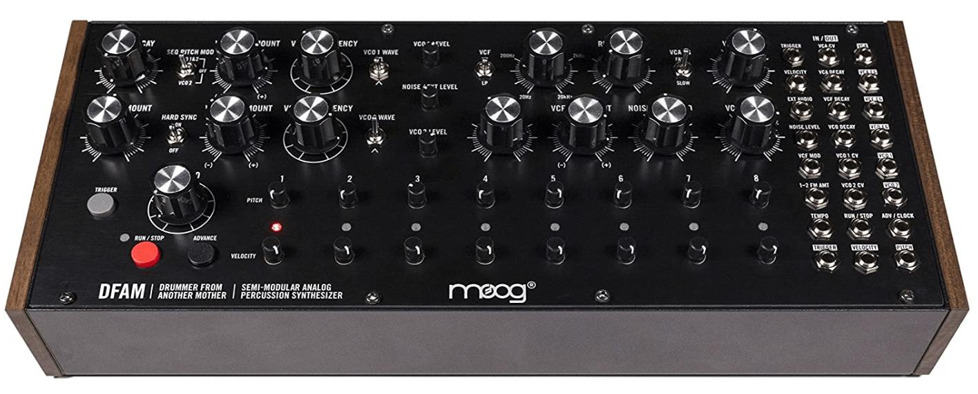 analog percussion synthesizer