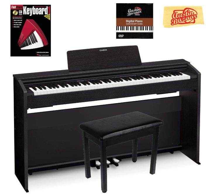 best casio weighted digital piano