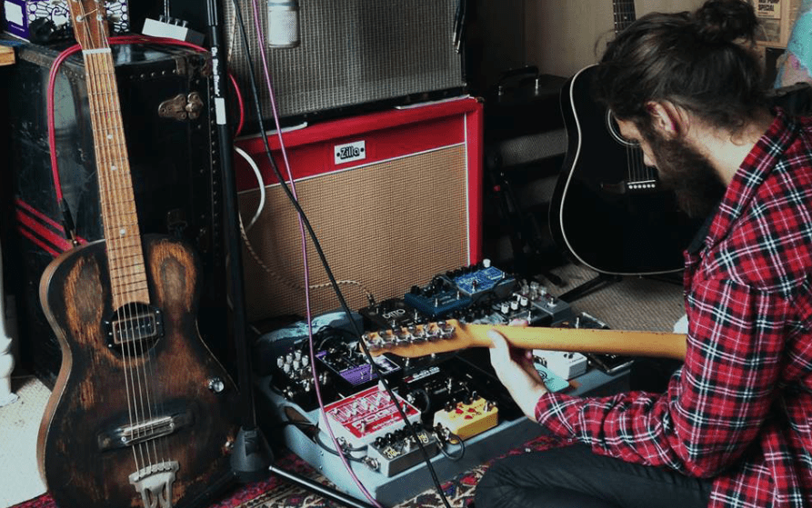 best guitar synthesizer pedals