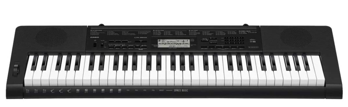best keyboard piano for beginners casio