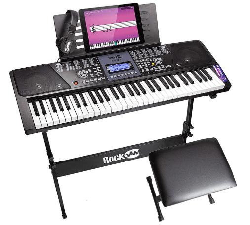 best keyboard piano for beginners under 200