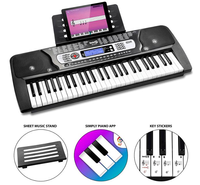 best keyboard piano for kids