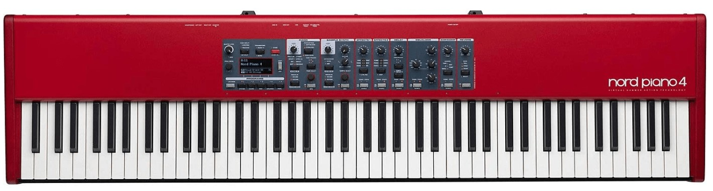 best nord stage piano