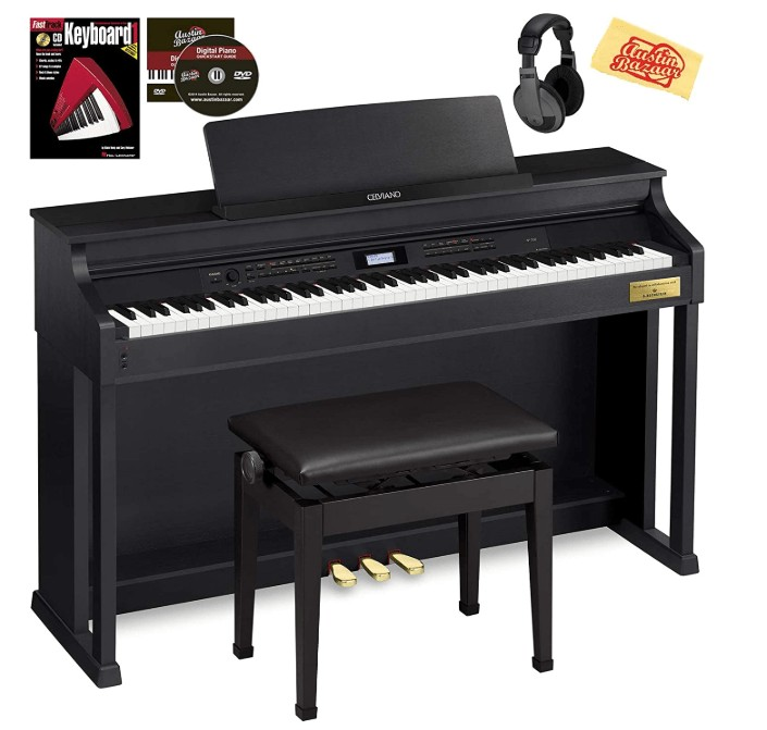 casio high end digital piano