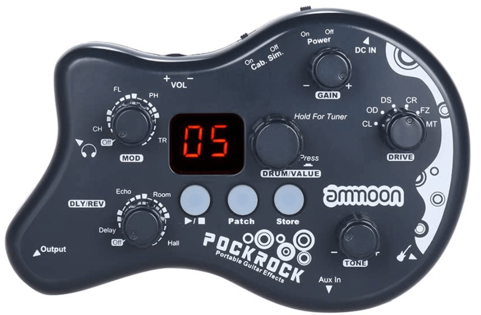 guitar synth pedal