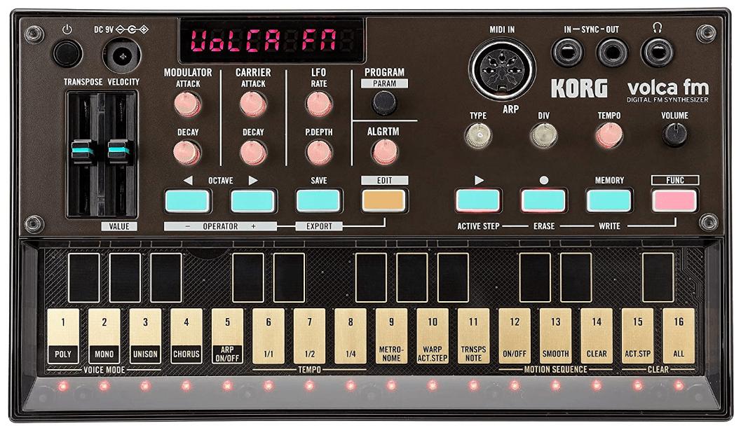 korg digital synthesizer