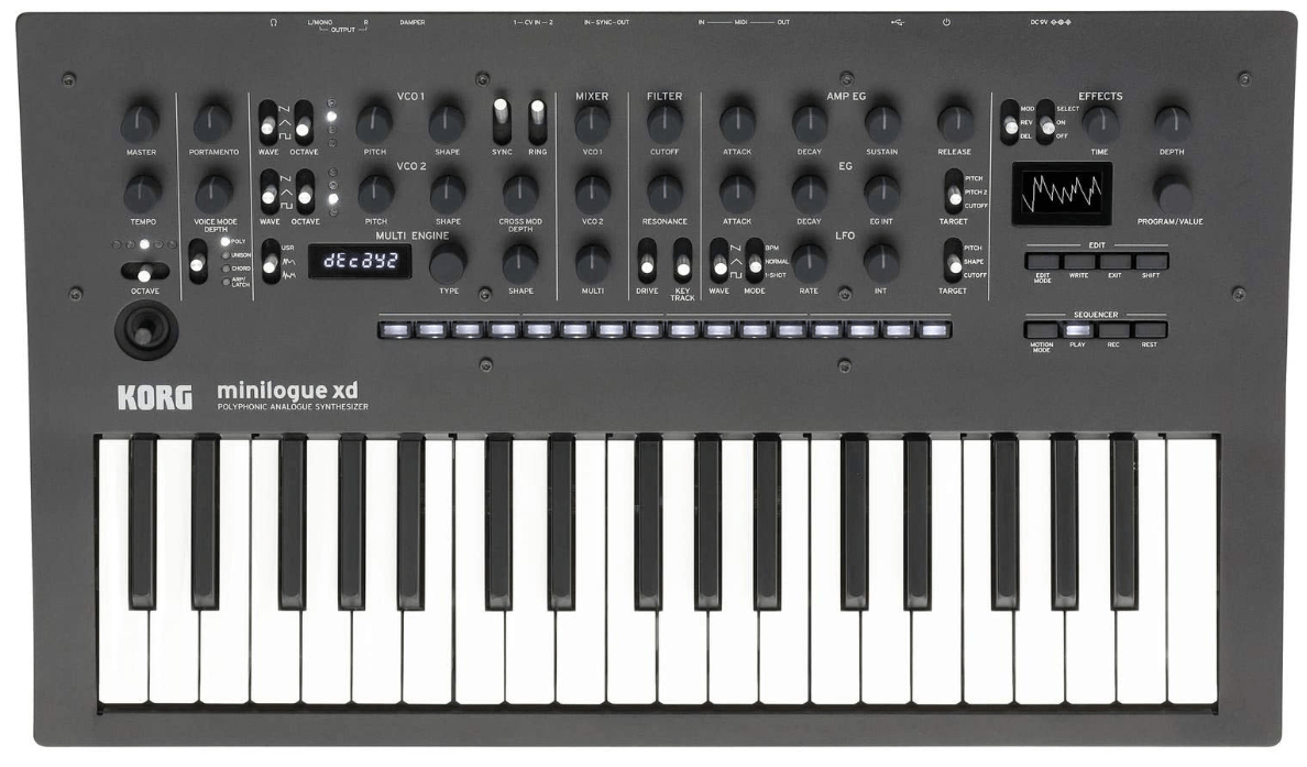 korg synth for pads