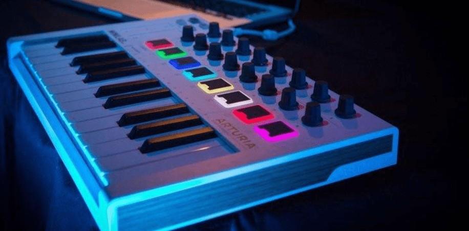 midi keyboard controller