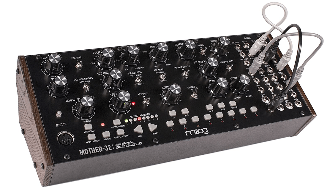 moog synth for pads
