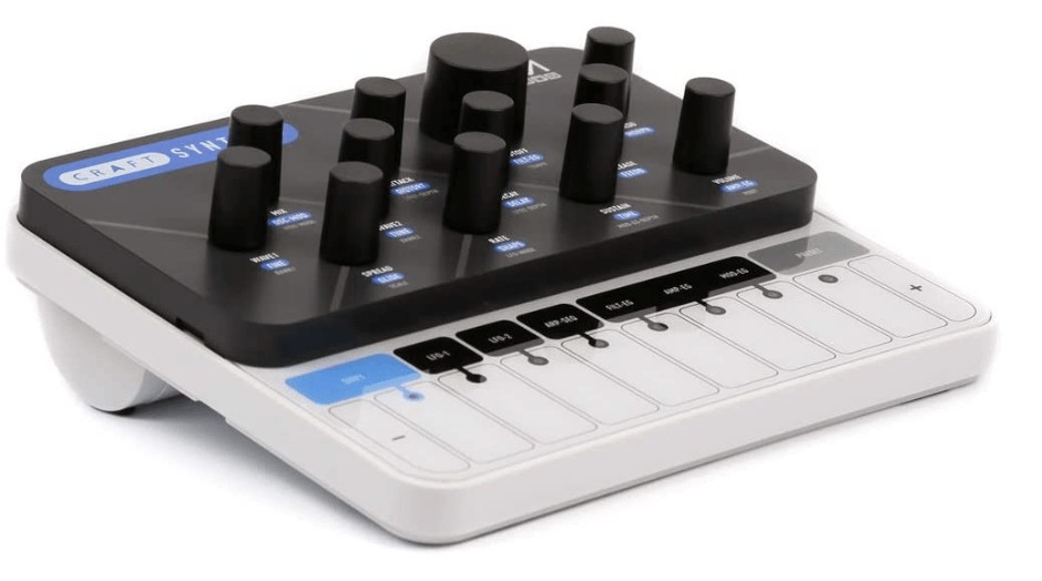 portable wavetable synthesizer
