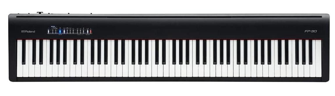 roland digital piano for intermediate