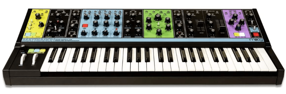 synth sequencer