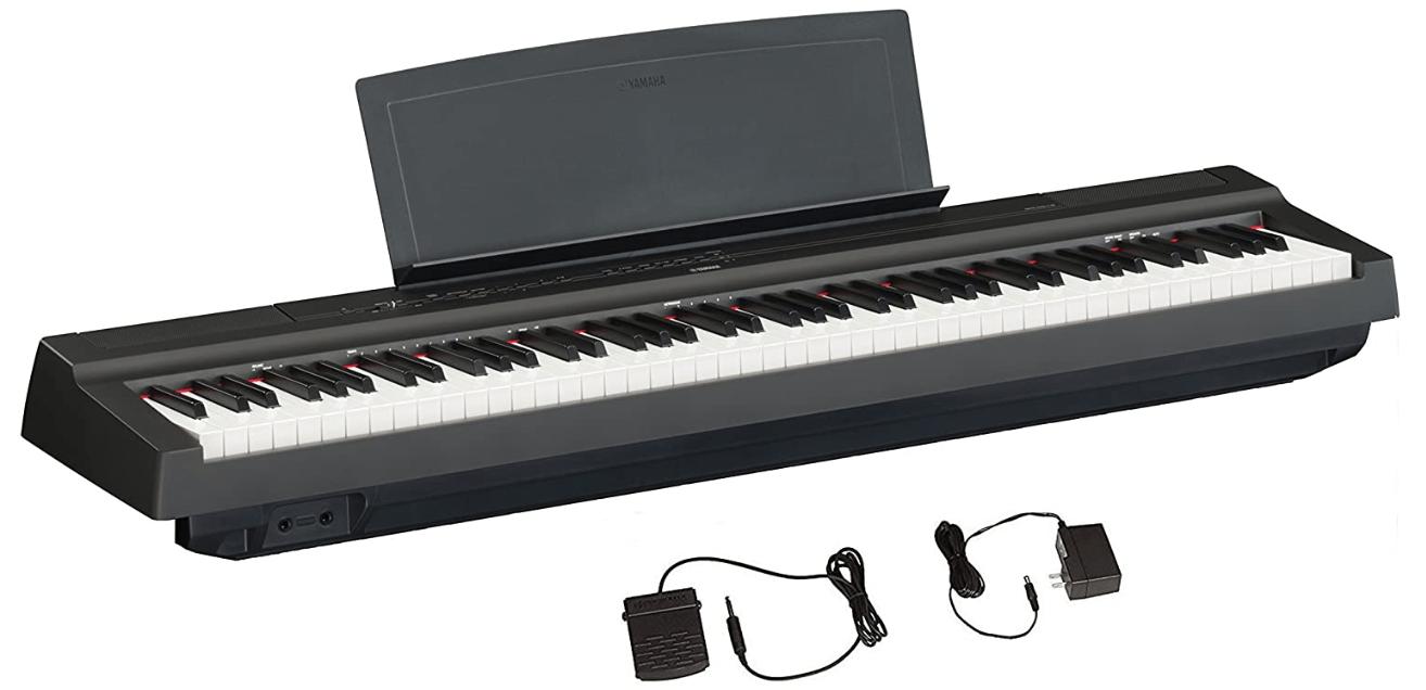 yamaha digital piano for intermediate players