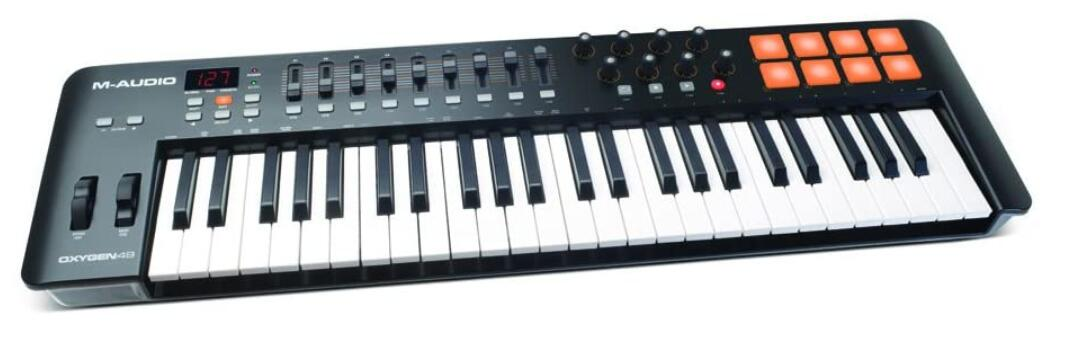 affordable 49 key midi keyboard