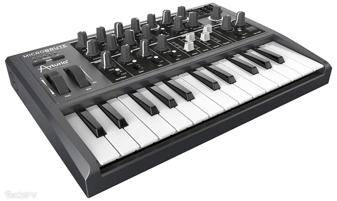 arturia analog synthesizer