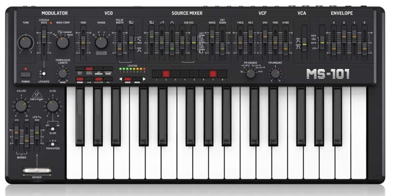 behringer synth analog under 500