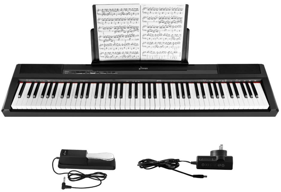 best 88 key cheap electric piano