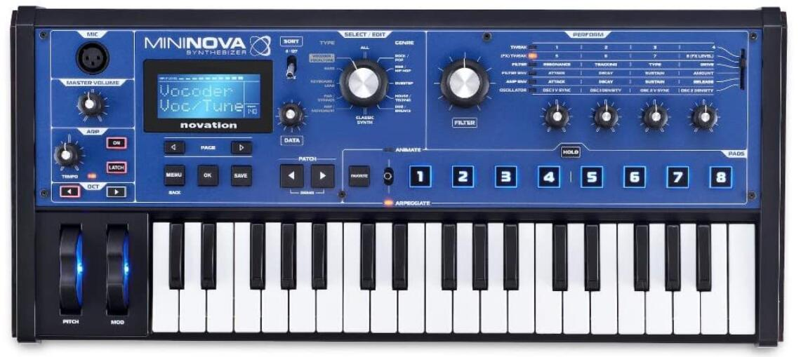 best portable analog synth