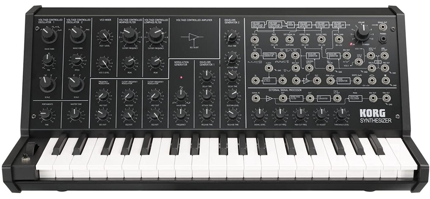 best portable modular synthesizer