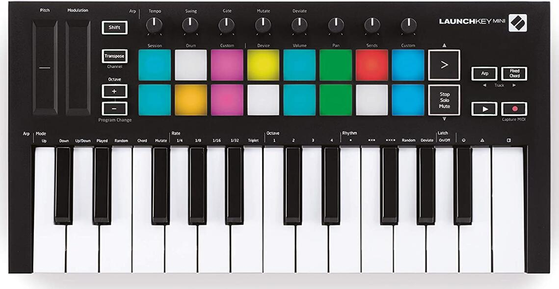 budget small midi keyboard