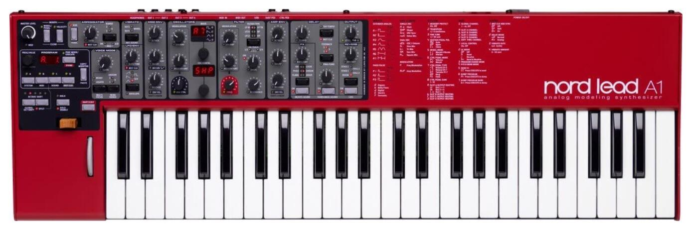 nord modeling synth