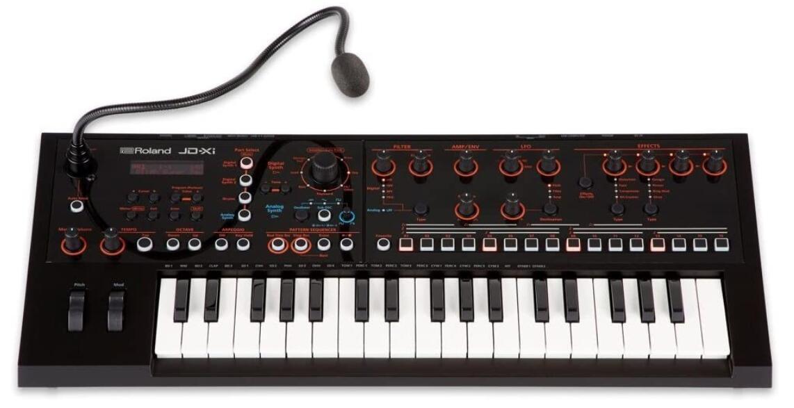 roland synth under 1000