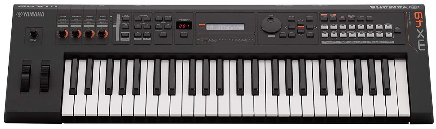 yamaha synthesizer under 1000