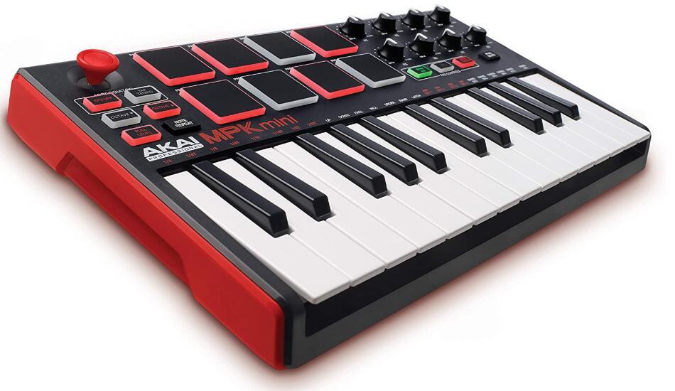 25 key midi keyboard for beginners