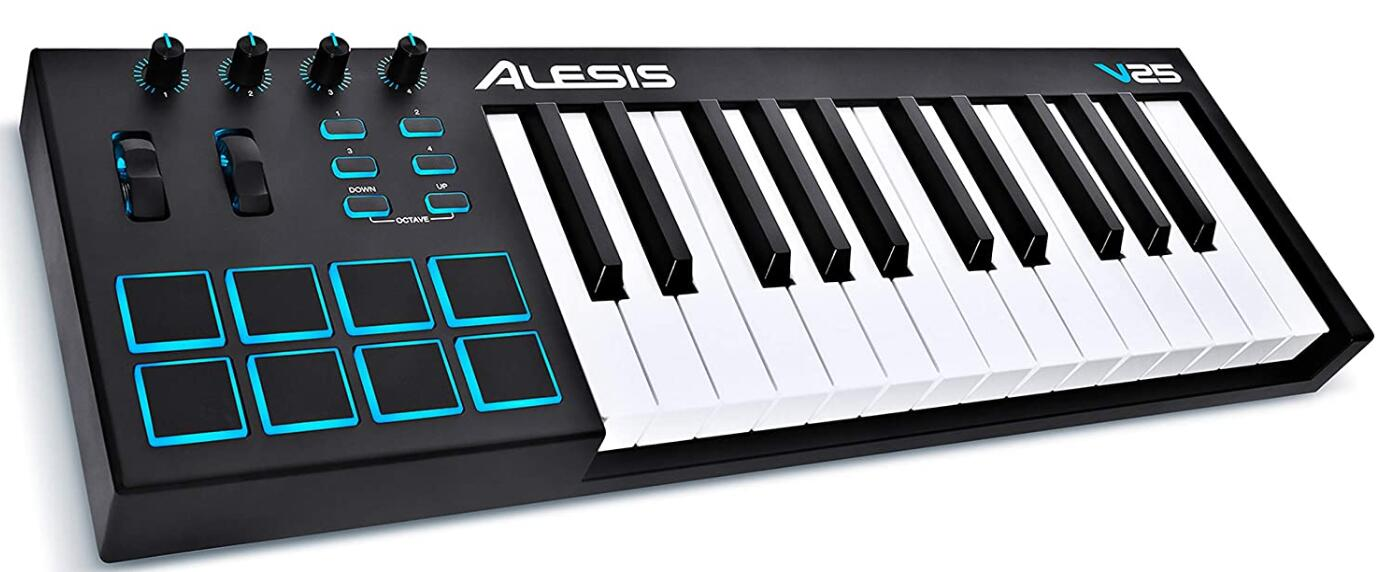 25 key midi keyboard for fl studio
