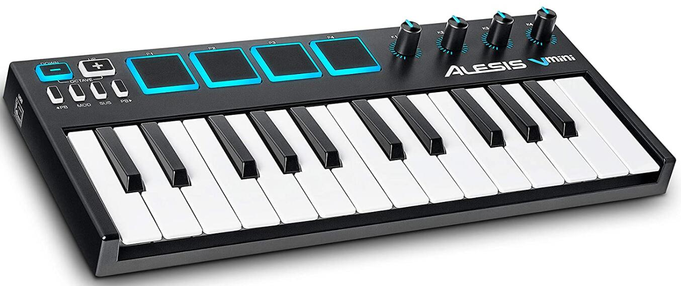 25 key usb midi keyboard for ableton