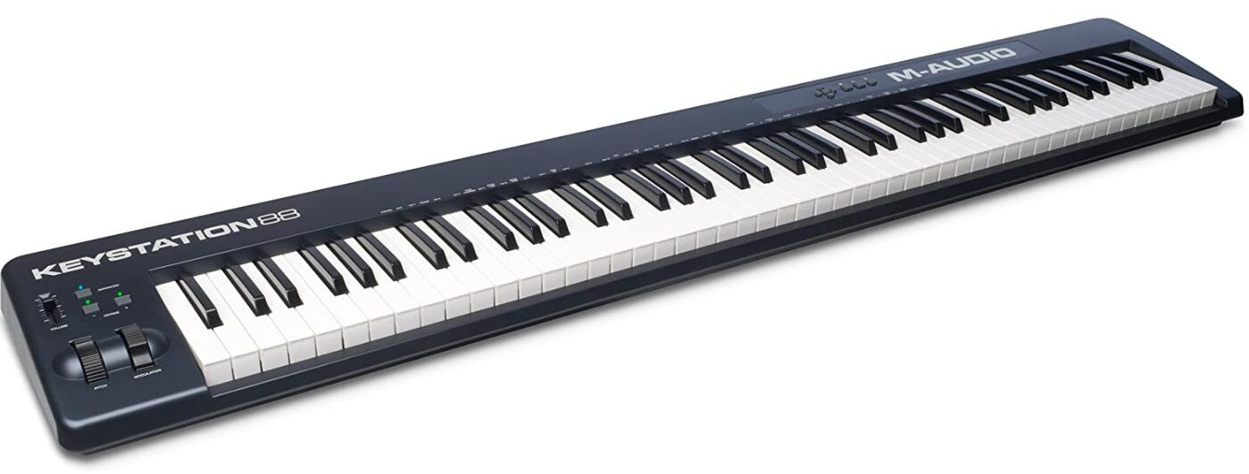 88 key midi controller for ableton