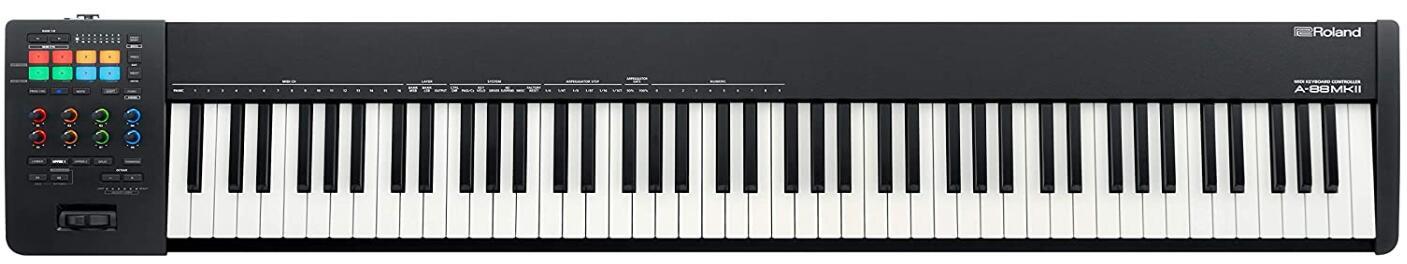 88 key midi keyboard for beginners