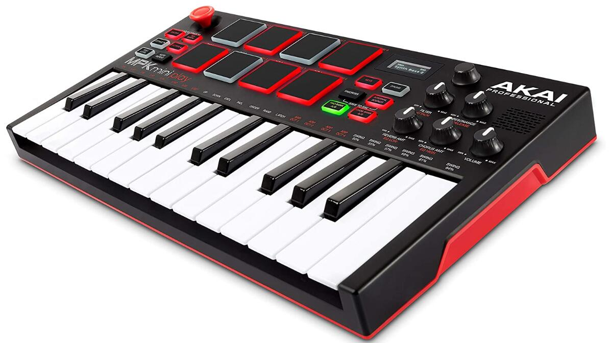 akai professional Midi keyboard for fl stuio