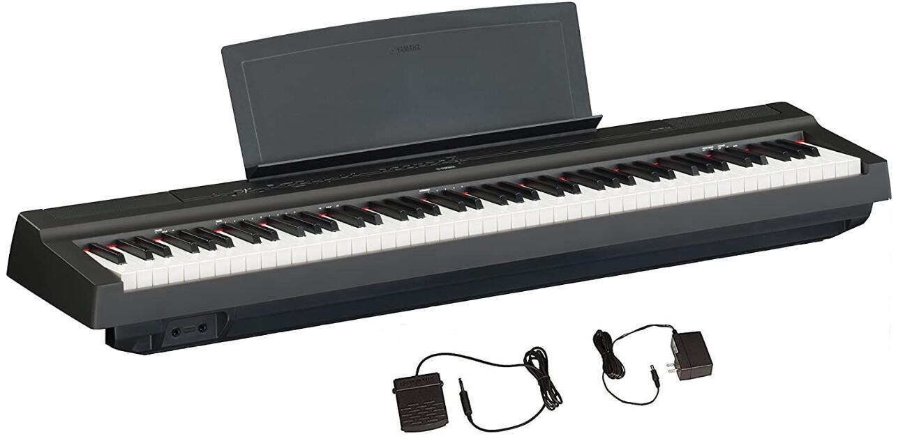 best yamaha portable digital piano