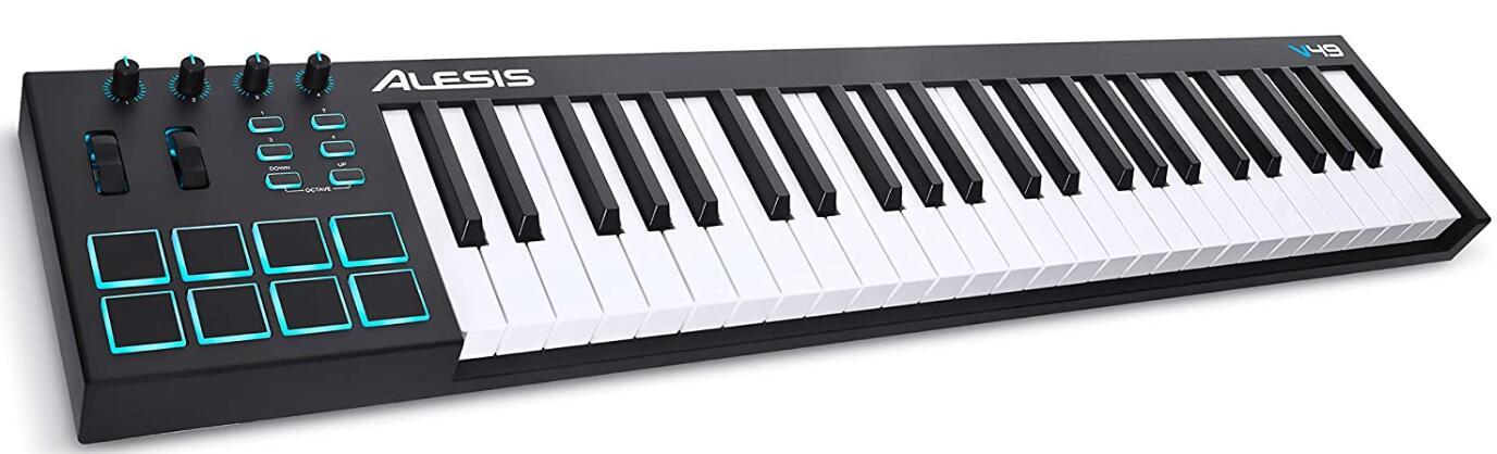 cheap 49 key midi keyboard