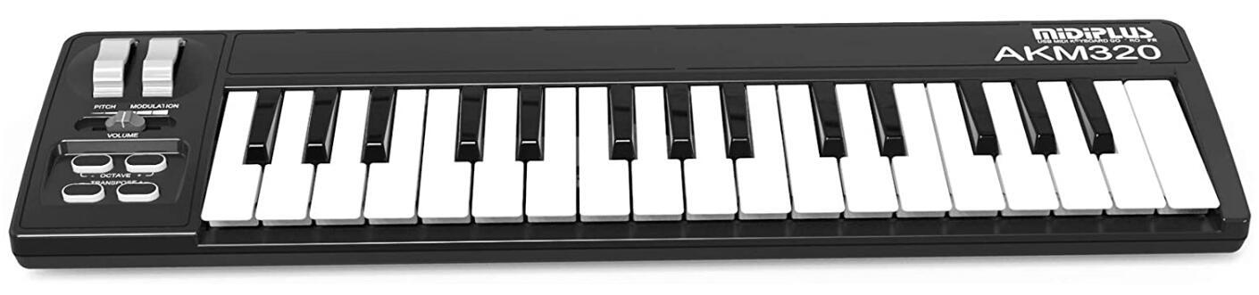 midiplus 32 key midi controller