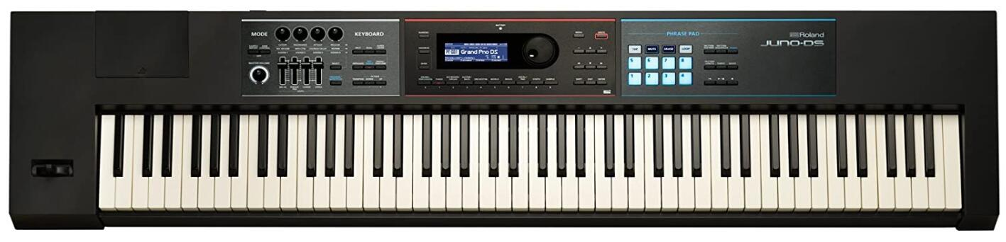 portable digital piano for stage performance
