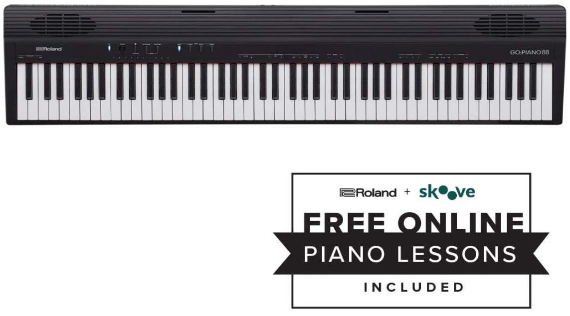 roland 88 key go piano