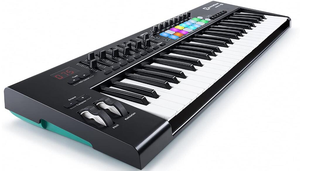 usb midi keyboard controller for fl studio