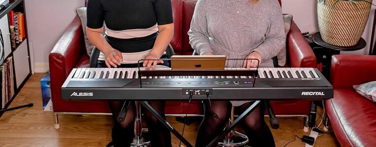 Alesis recital digital piano review