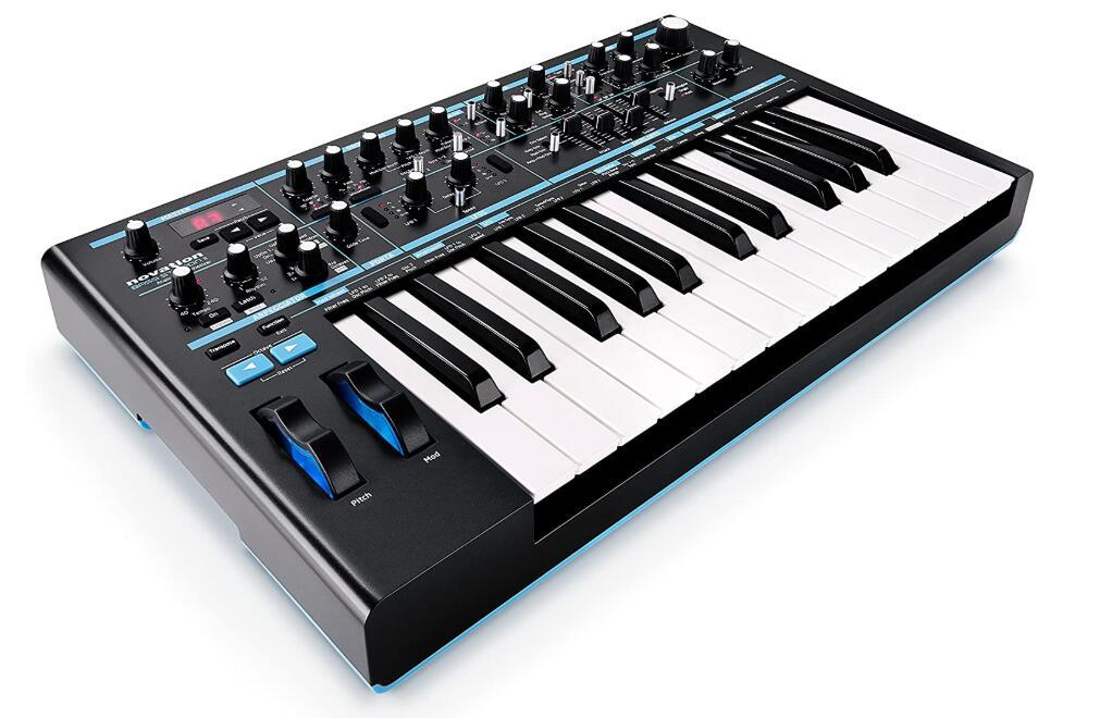Novation mini Bass Station Mono Synth