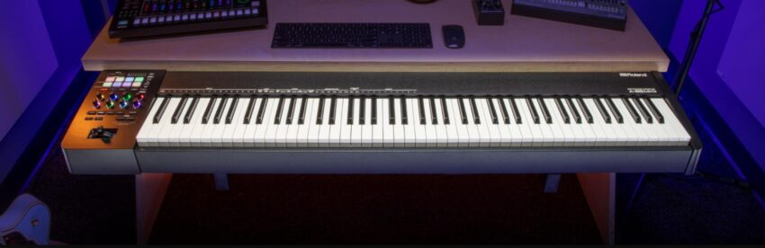 best roland midi keyboard