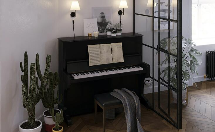 budget Upright piano